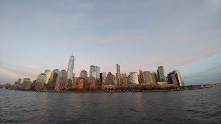 New York City - Landmark Cruise Circle Line Sightseeing 2017