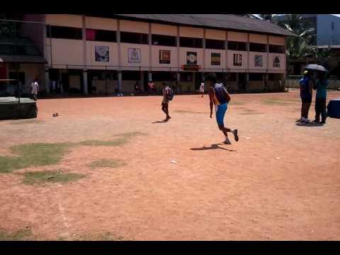 Sri Sumangala college,Panadura high jump (lahiru Fernando)