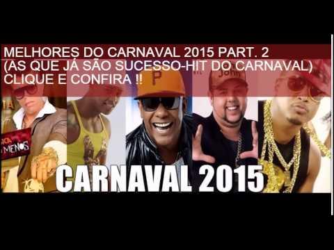 Melhores musicas do carnaval 2015