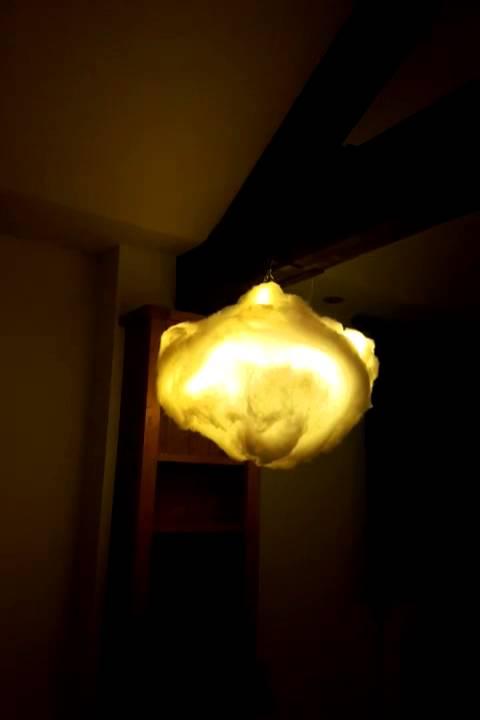 Thunder/Lightning Cloud Lamp,Mood Lamp,Sound Reactive Lighting,Bluetooth  Speaker