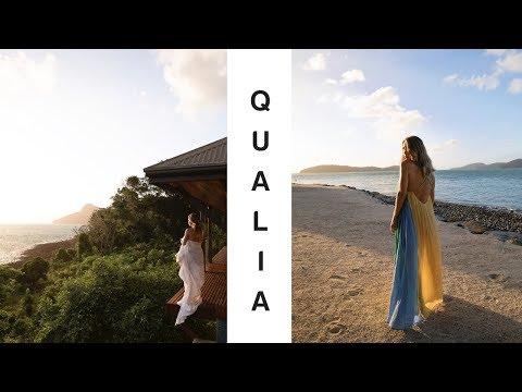 QUALIA, HAMILTON ISLAND & WHITEHAVEN BEACH