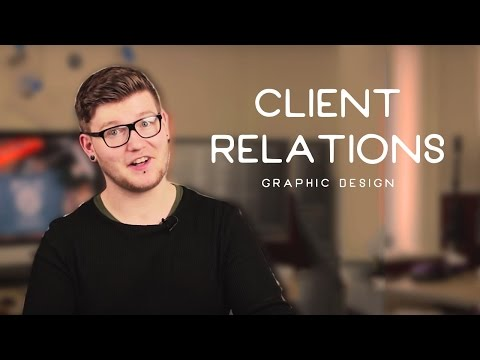 Client Relations For Graphic Design