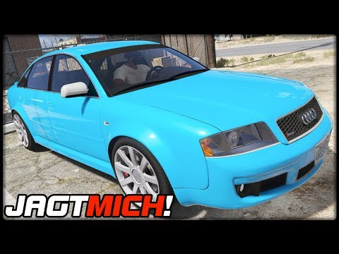 GTA 5 JAGT MICH! #91 | Audi RS6 (2003) | Deutsch - Grand Theft Auto 5 CHASE ME