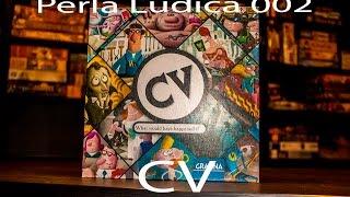 Perla Ludica 002 - CV (Curriculum Vitae)