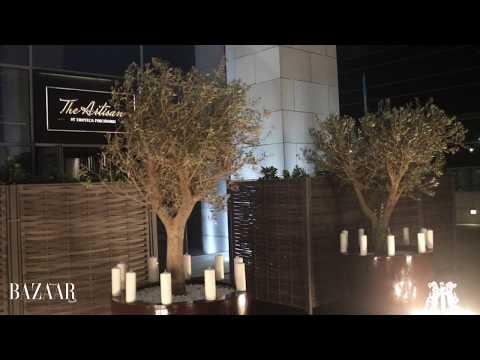 شاهدي الآن: هاربرز بازار العربية تحتفل بمرور 10 سنوات على إطلاقها بالتعاون مع Selfridges & Co