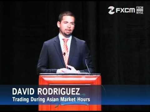 Archive Trading During Asian Hours - David Rodriguez | FXCM Expo 2011