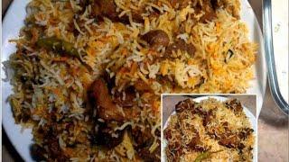 Hyderabadi Beef Biryani Recipe | How to make Beef Biryani in Hyderabadi style