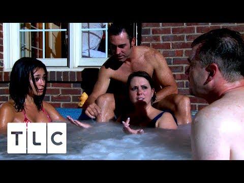 Hot Tub Drama | Swinger Wives