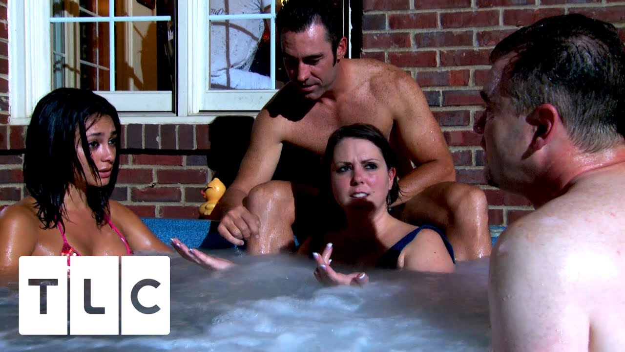 Hot Tub Drama | Swinger Wives