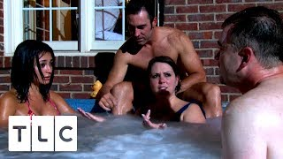 Download Video Hot Tub Drama | Swinger Wives MP3 3GP MP4