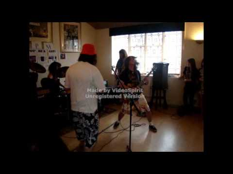 Domestic Punching Machine Live - Austrian Death Machine melody