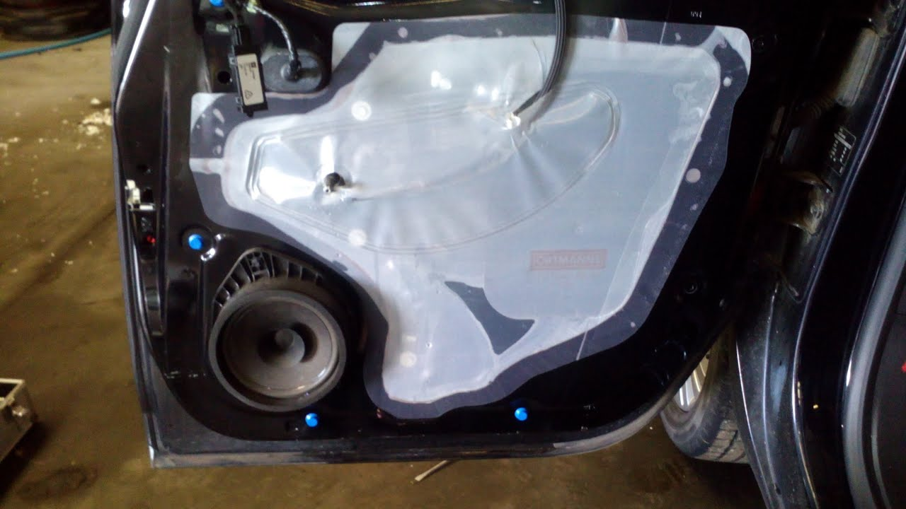 vauxhall  opel meriva b rear door panel removal