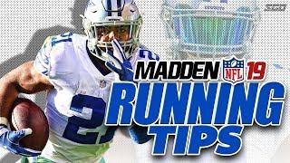 Madden NFL 19 Running Tips 101