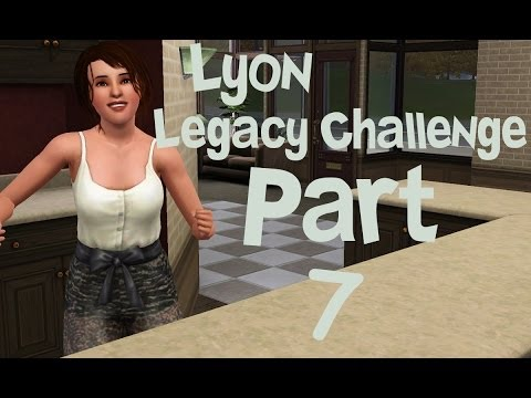 Lyon Legacy Challene - Chapter 1 Part 7 - Home Sweet Home!