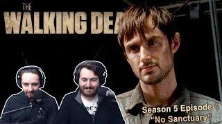 The Walking Dead Season 5 Episode 1 Reaction