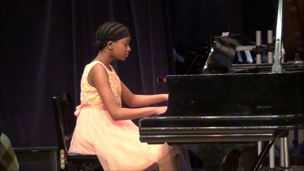 Amara's 11-16-19 Recital