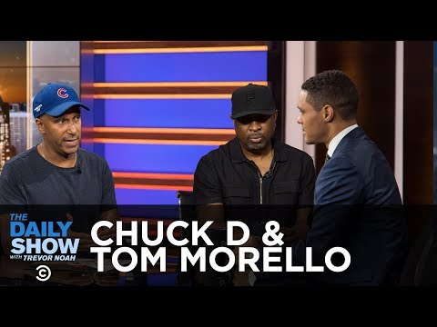 Tom Morello & Chuck D – Fighting the Power with Prophets of Rage | The Daily Show