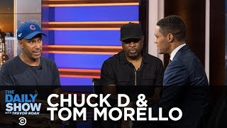 Tom Morello & Chuck D - Fighting the Power with Prophets of Rage | The Daily Show