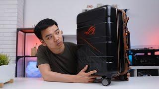 Unboxing paket HP Rp20 juta dari Asus - RoG Phone 2