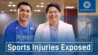 Sports Injuries Exposed