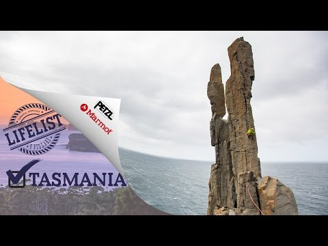 5 Pillars – Tasmania with Katha Saurwein and Jorg Verhoeven