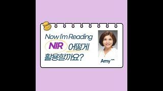 NIR Pre-read…
