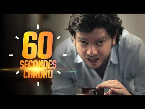 60 SECONDES CHRONO #2 poster