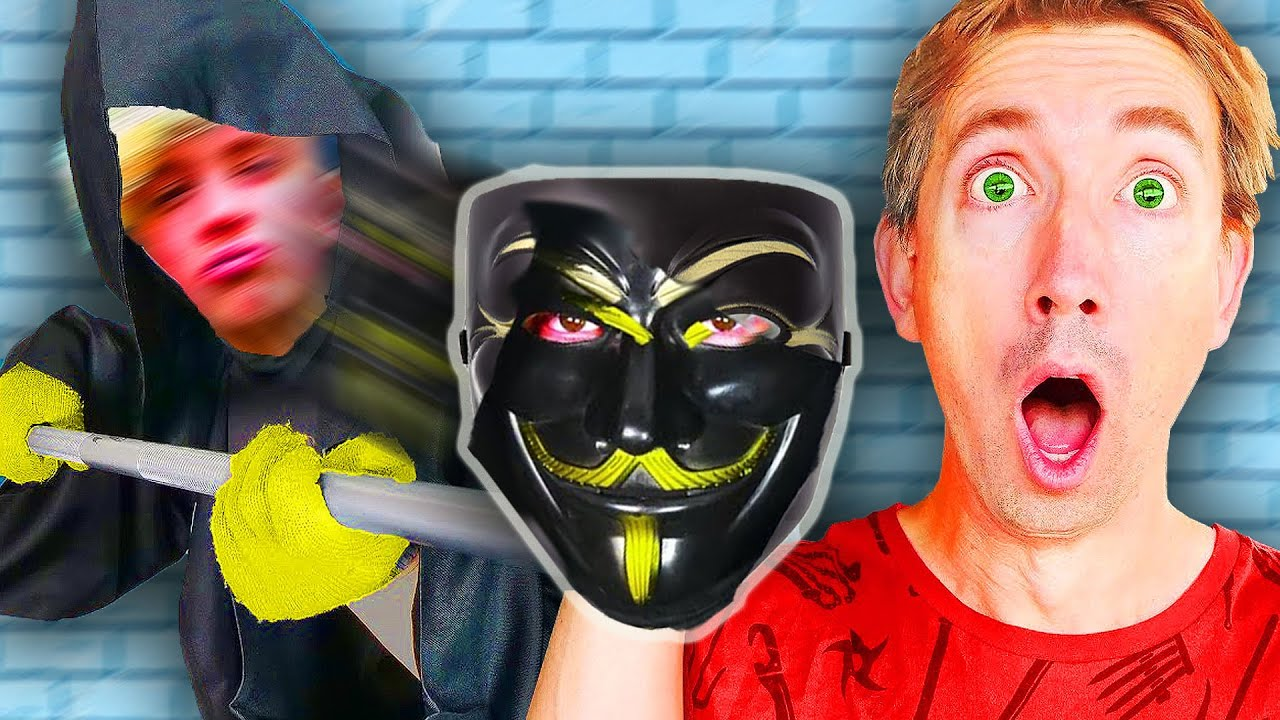 CWC UNMASKED the NEW HACKER 😱 SPY NINJAS Melvin PZ9 REGINA CHAD WILD CLAY PROJECT ZORGO FACE REVEAL