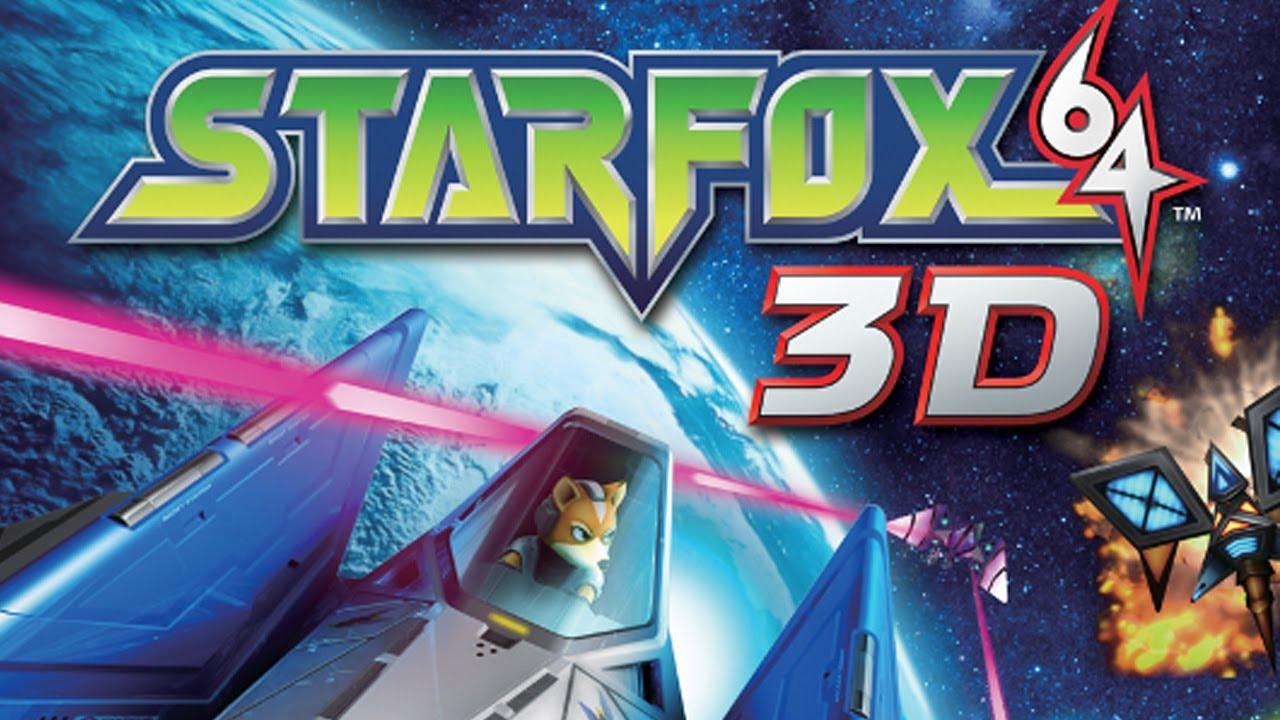Image result for starfox 3d 64