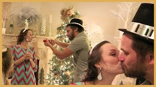 NEW YEAR'S GENDER REVEAL PARTY!