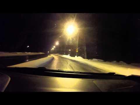 Driving in Helsinki part 2