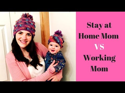 WHAT IS HARDER?   STAY AT HOME MOM VS. WORKING MOM   TEACHER MAMA   SINGING MAMA. http://bit.ly/2Q6cQQf