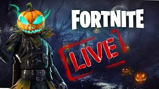 NEUE HOLLOWHEAD SKIN FORTNITE BATTLE ROYALE GAMEPLAY / / CONSOLE PLAYER LIVE STREAM