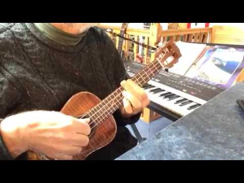We\'ve Gotta Get Out Of This Place - solo ukulele - arranged & played ...
