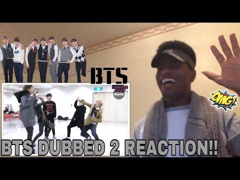 If Bts Bangtan Bombs Were Dubbed #2 Reaction