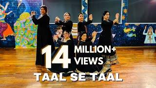 TAAL SE TAAL (WESTERN) | KATHAK DANCE COVER