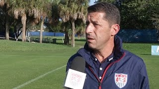U-20 MNT Inspired by Legacy of World Cup Success