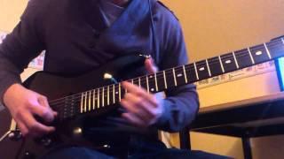 Bangarang - SKRILLEX (Ft. Sirah) GUITAR Cover- by MaTt Huguet (With tabs)