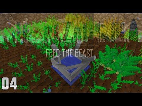 Horizons III EP4 Chaos Coal +  Industrial Foregoing Bio Reactor