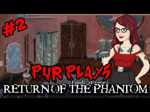 Let's Play: Return of the Phantom (Part 2) Stairs get harder.
