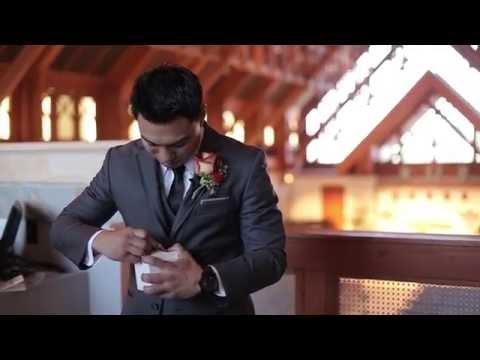 Mariners Church Wedding Video | Same Day Edit  | Nhat & Phu