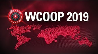 WCOOP 2019 | $5,200 NLHE Main Event - Final Table Replay