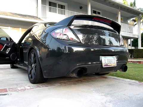 2007 Tiburon With Headers, CAI, And ARK DT-S V2 Exhaust