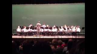 Austrian Hymn - Twin Lakes Academy Middle Symphonic Band