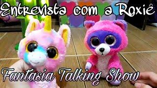 FANTASIA TALKING SHOW 1°EP/ENTREVISTA COM A ROXIE ❤📺