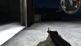 Battlefield 2 (BF2) Special forces Gameplay (No Commentary)