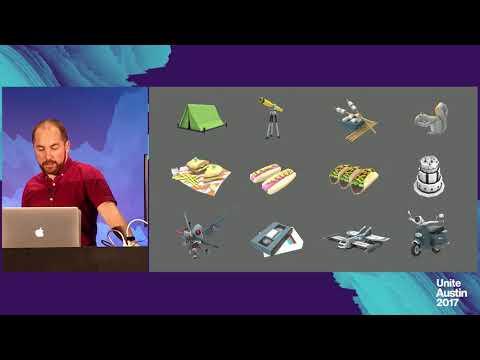 Unite Austin 2017 - Google Blocks: 3D Assets for the Rest of Us