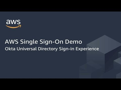 aws-sso-demo:-okta-universal-directory-sign-in-experience
