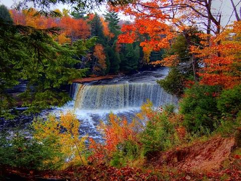 Autumn Falls 8