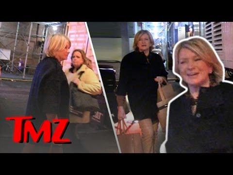 Martha Stewart Is Hot!   TMZ